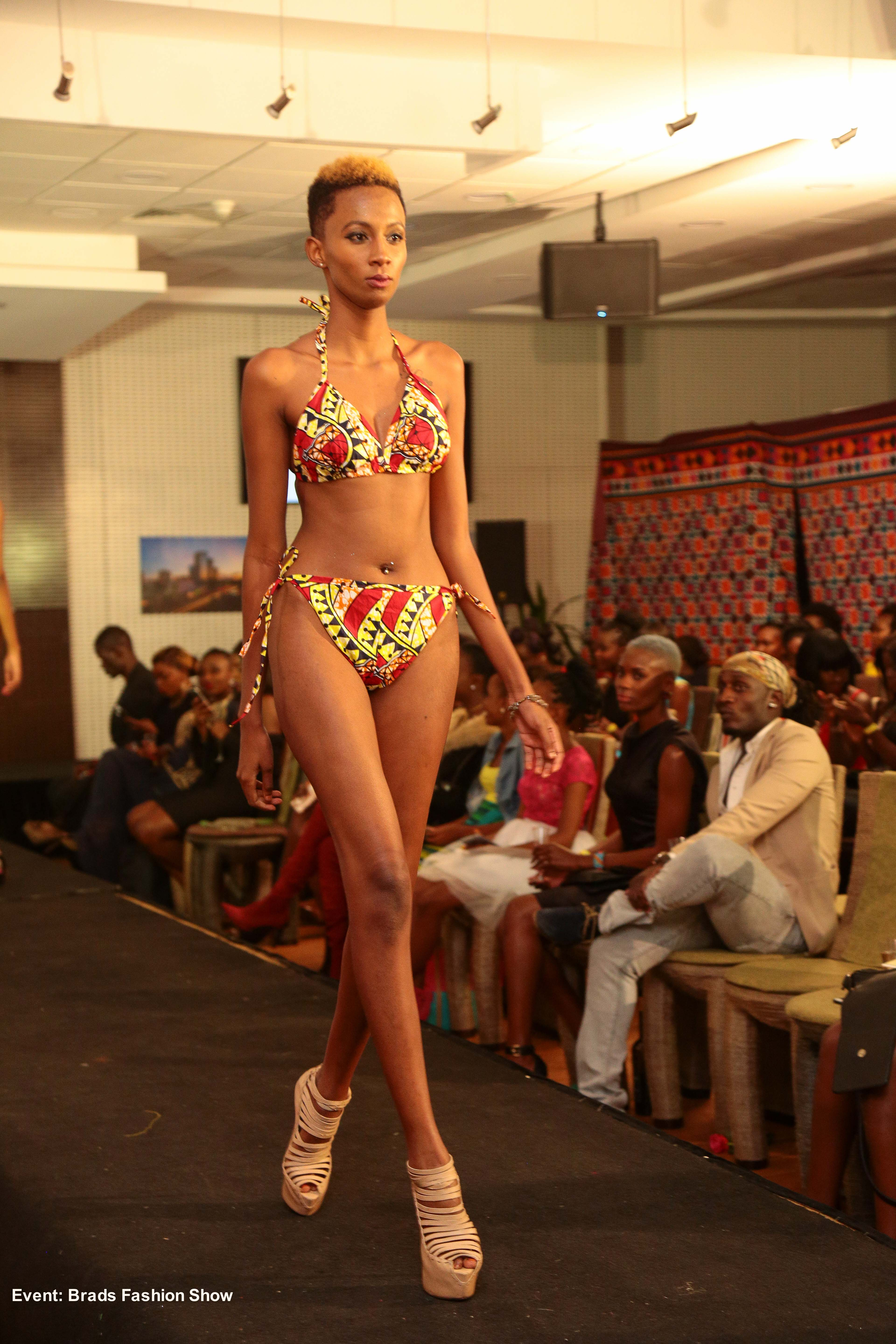 Modeling as a career: runway model