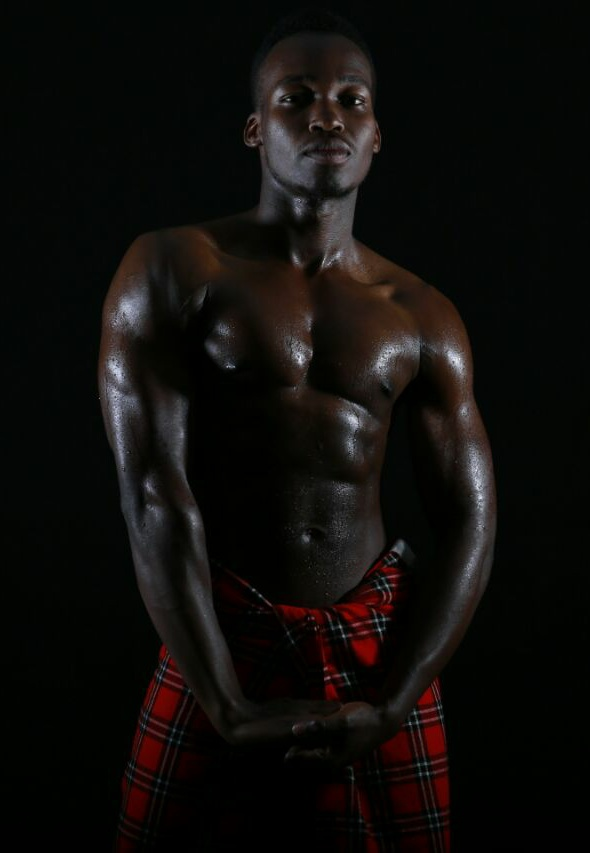 Male Model Sensation Cliff Mageto