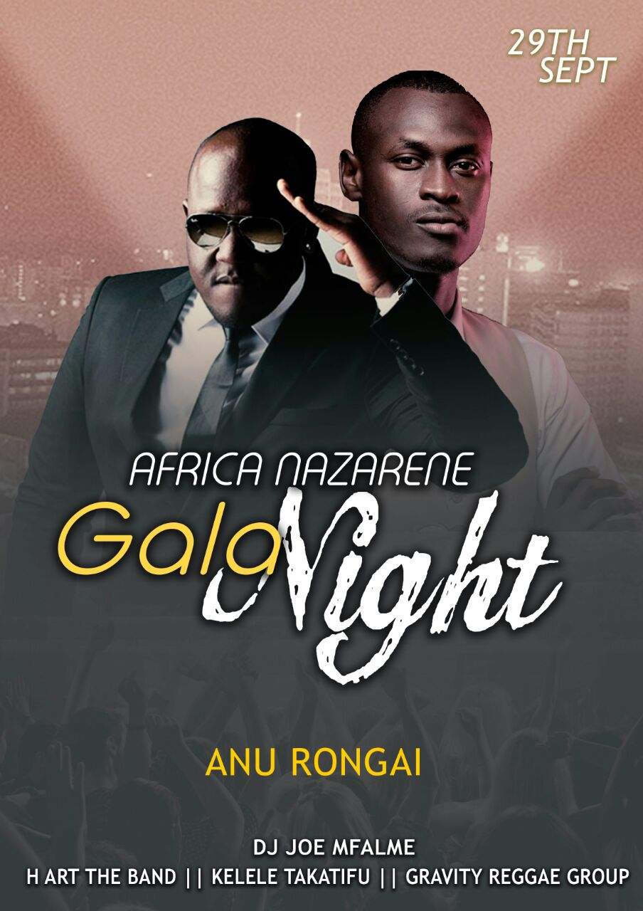 Africa Nazarene University GALA: Featuring Dj Joe X King Kaka... What a show!