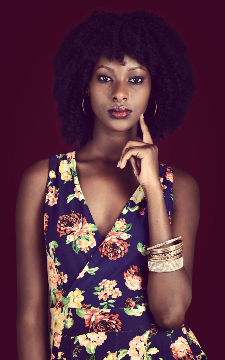Fotophreak Model of the week: Natalia Waweru