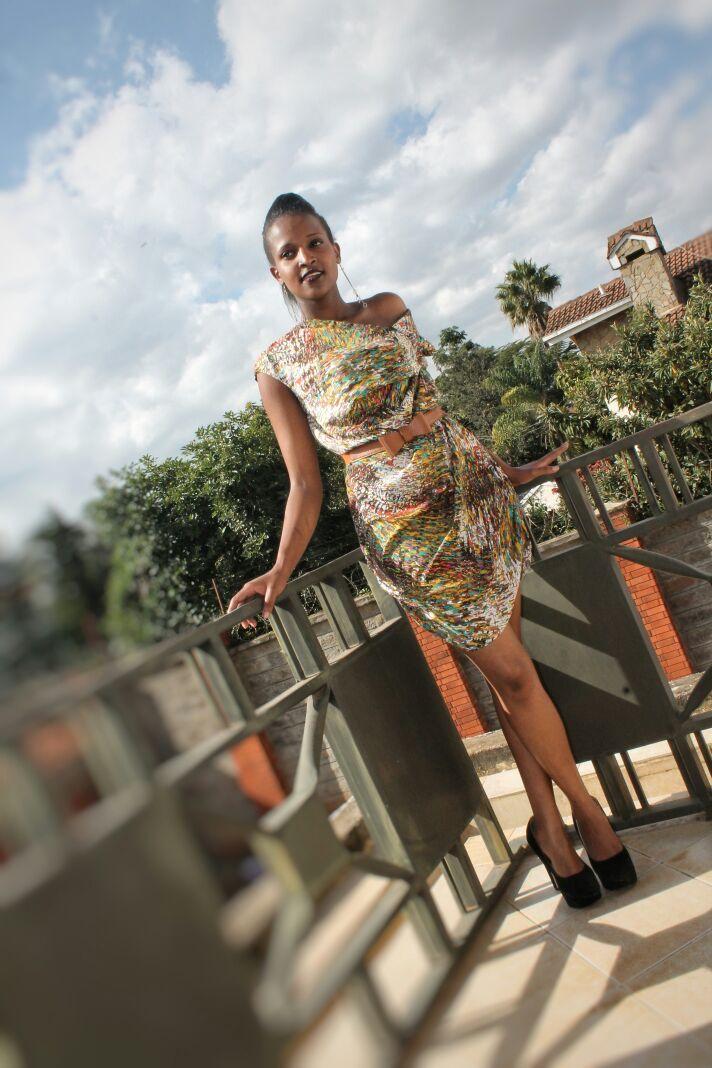 Fotophreak Model Spotlight: Magdalene Mwithali