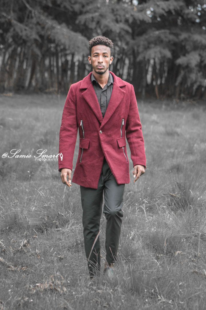 Fotophreak Model of the week: Nasir Hussein