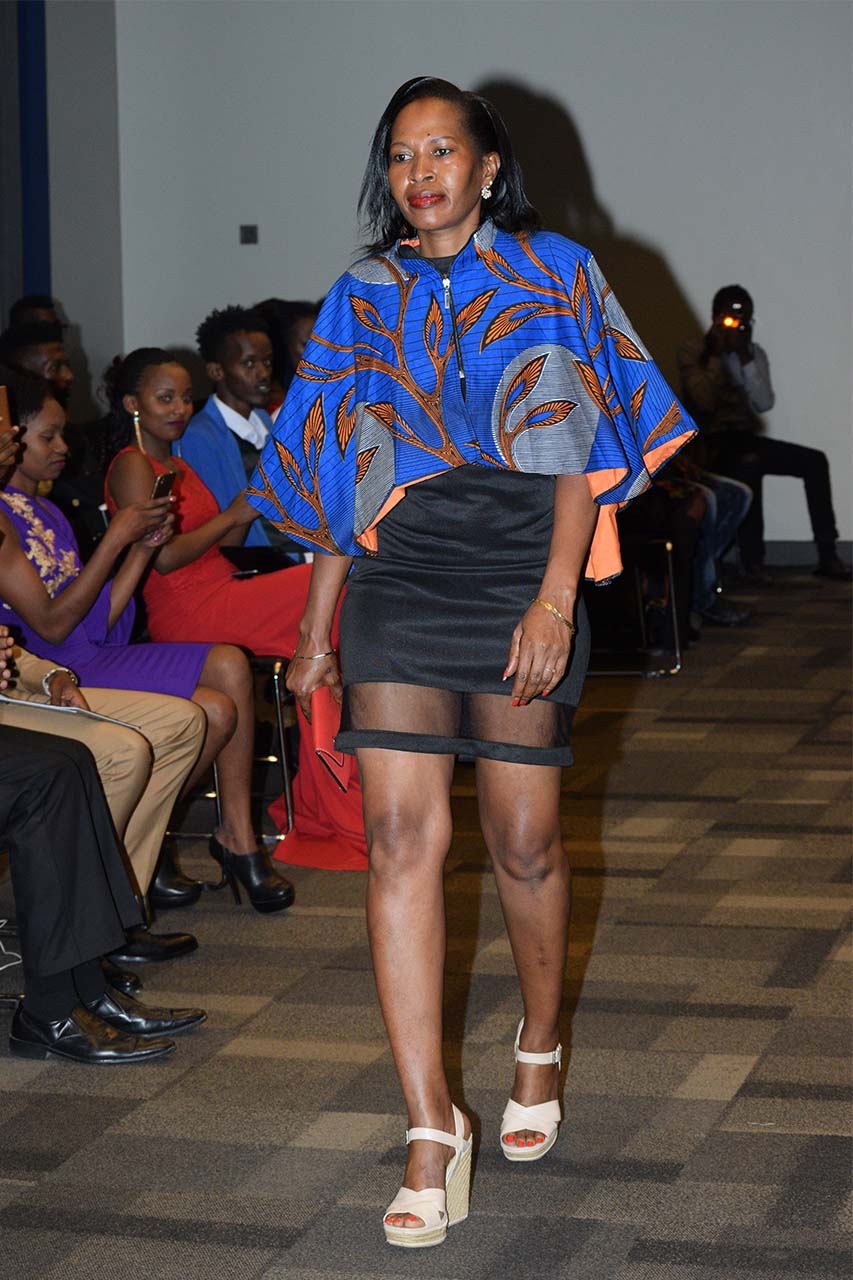 Mtindo Afrika 2017: Designer Pauline Ogutu of Elibeepa Fashion was showcasing at this year's event. Credits: @rikkie_tumaini_photography
