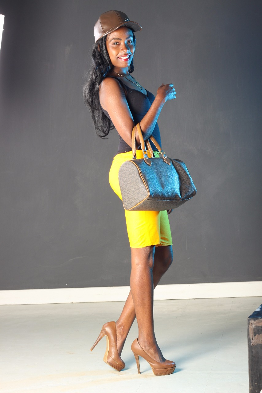 #SlayQueenAffair Fotophreak Model of the Week Gabriella Njoroge
