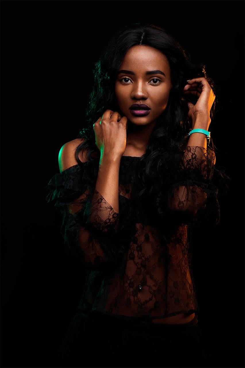 #SlayQueenAffair Fotophreak Model of the Week Yvonne Dishon is a commercial model