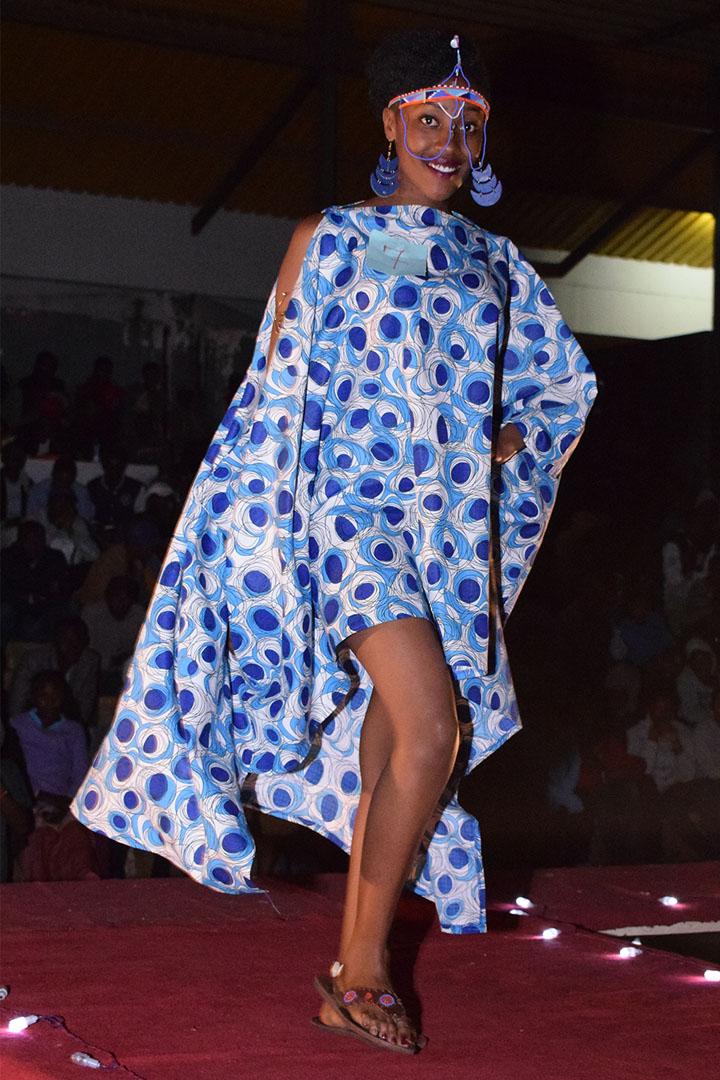 Fotophreak Model of the week: Rosemary Gitau during the Miss KTTC 2017 pageant