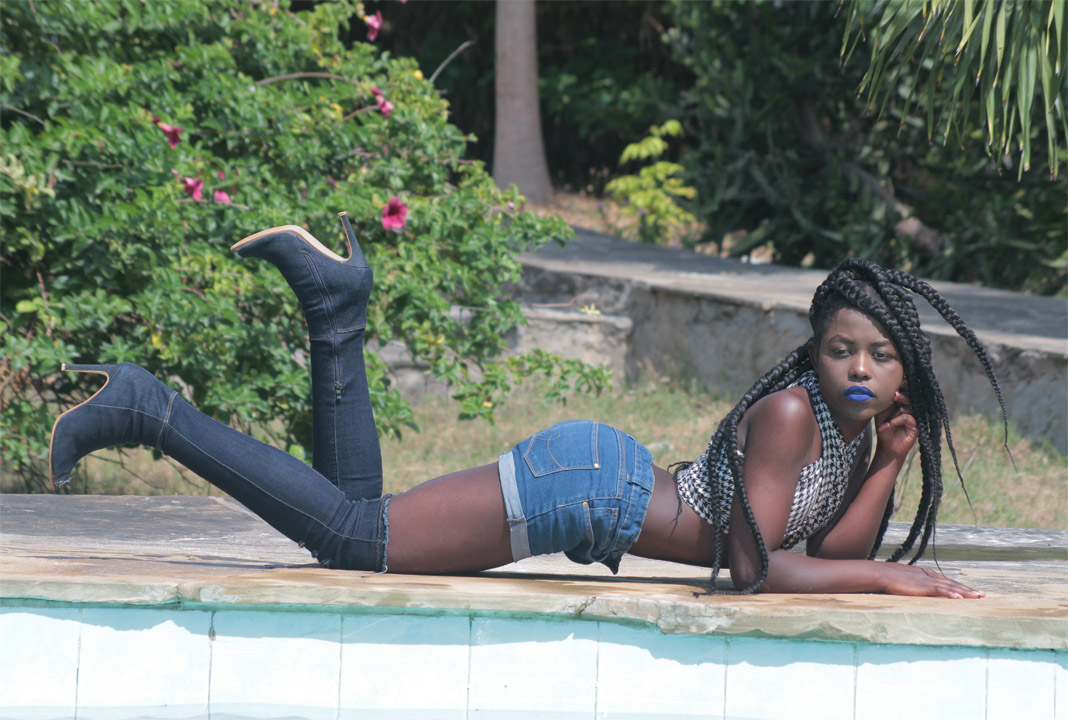 Fotophreak Model Spotlight: Martha Mandy is a former contestant of the Nairobi Next Top Model beauty pageant