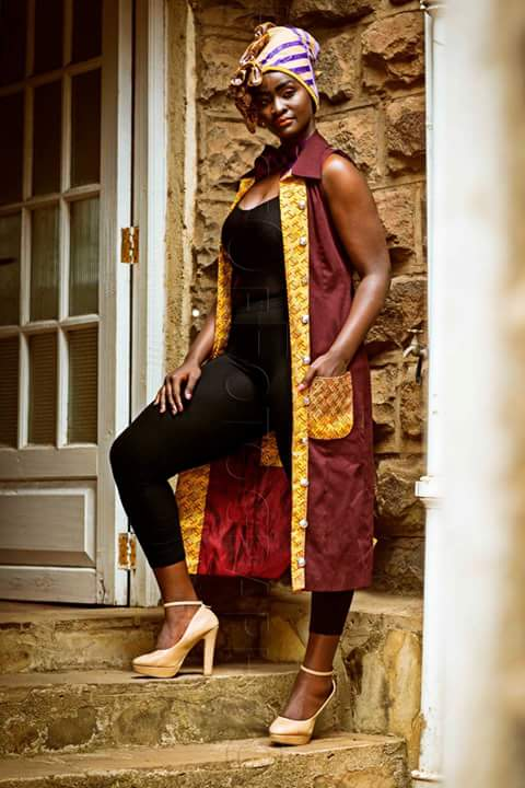 Fotophreak Model of the week Pauline Kenyatta
