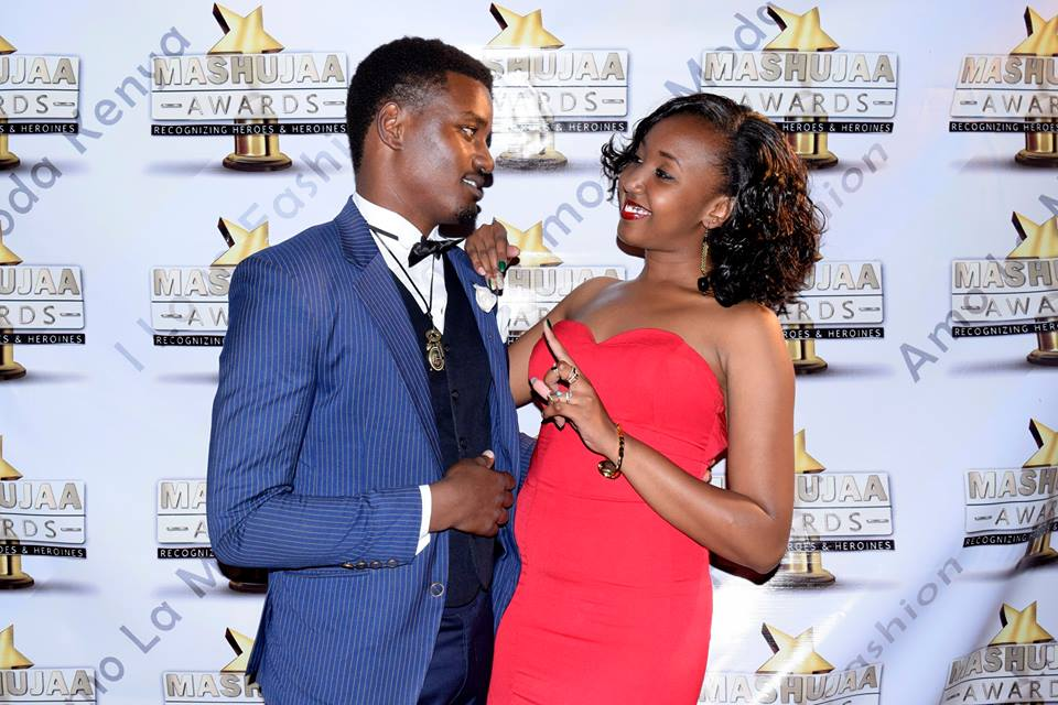 Mhujaa Awards 2017: Red Carpet moment for Mr Birningham Kenya Frank Koome