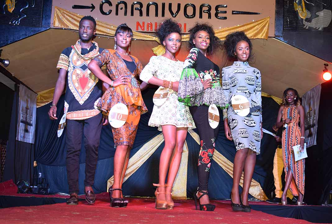 Mashujaa wards 2017: The Models