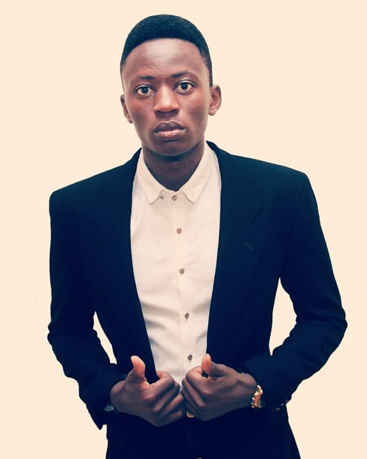 Follow our Model of the Week Vincent Ochieng is a fashion enthusiast apart from being a model