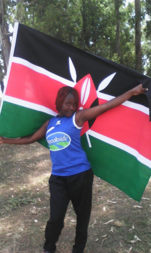Fotophreak Model Spotlight: Dem days when Brixen used to play for the Kenya U19 hockey team