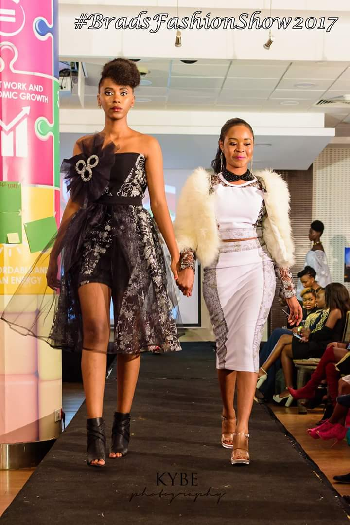 Follow our Model of the Week Sheila Kiguta during the Brads Fashion show this year