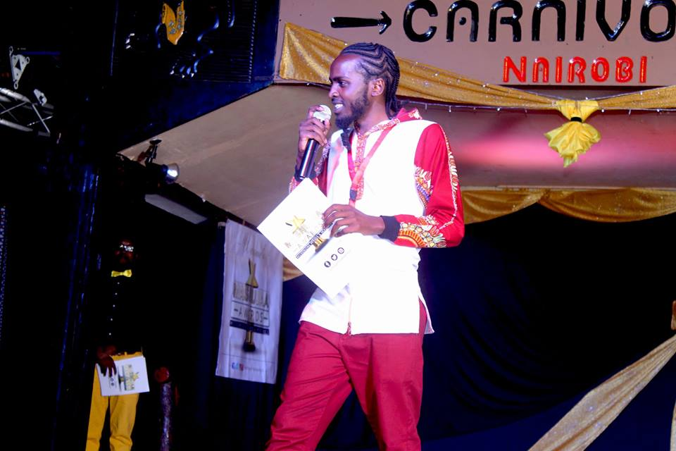Mashujaa Awards 2017: Amo La Moda Kenya C.E.O Dgohnie Hair Arts was the main organizer of this event
