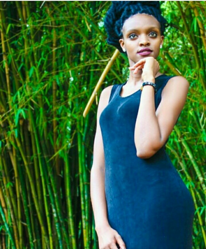 Top 20 Under 20 Models in Kenya - Mercy Grace Kavata is a journalism student at MMU
