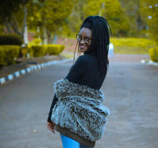 Top 20 Under 20 Models in Kenya - Mercy Grace Kavata