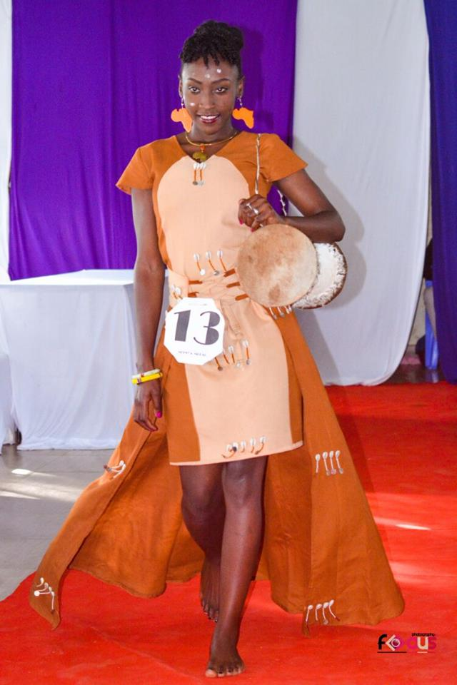 Traditional Category at the Mr and Miss Westlands 2017