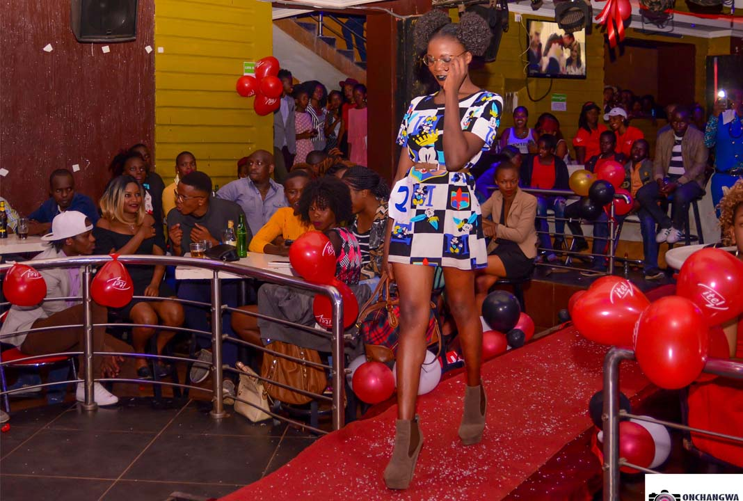 The Miss Face of Universities Eldoret was going down at Club Tilja on the 16th of February 2018