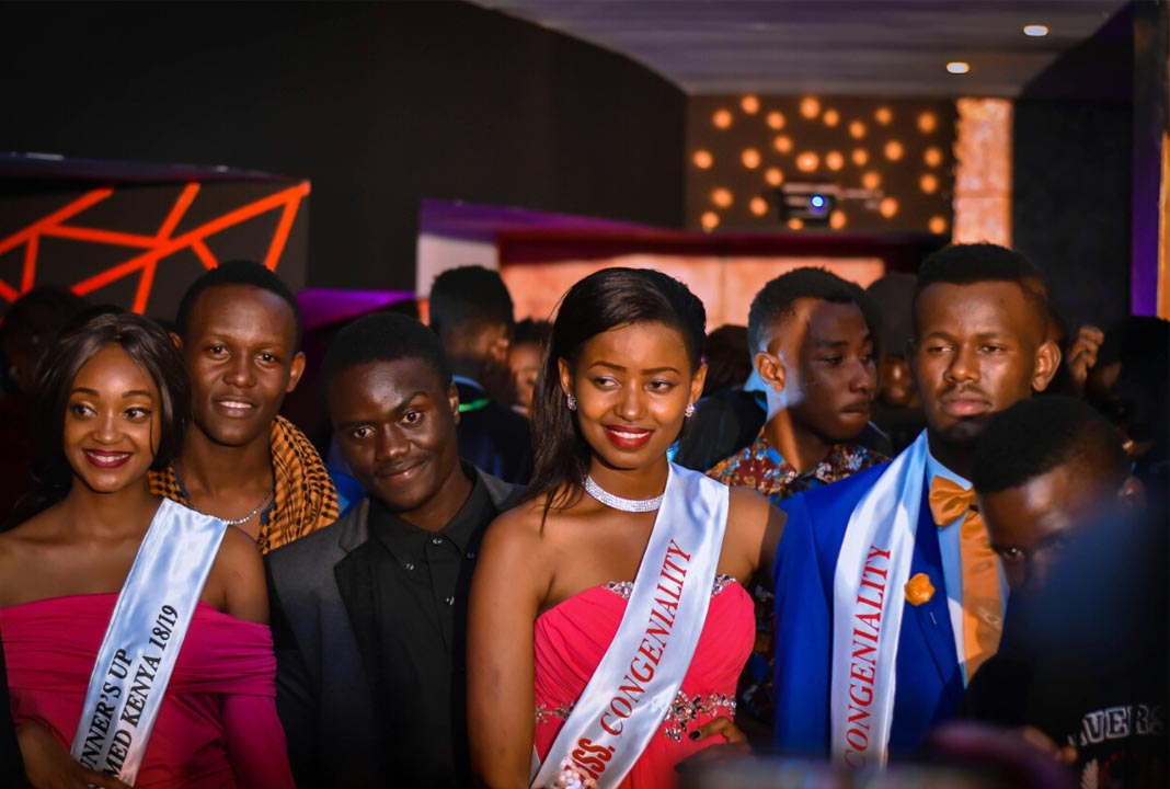Mr and Miss Untamed Kenya 2018: Mr and Miss Congeniality were also awarded as voted for by fellow models