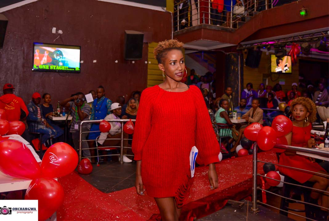 Fotophreak Magazine: The runway at Miss Face of Universities Eldoret 2018