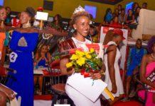 Sarah Ogake of Baraton University was crowned the new Face of Universities Eldoret 2018