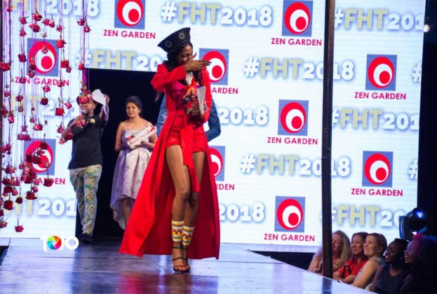 Fashion High Tea 2018: Cointreau's Best Dressed Female - Rachel Shabaan