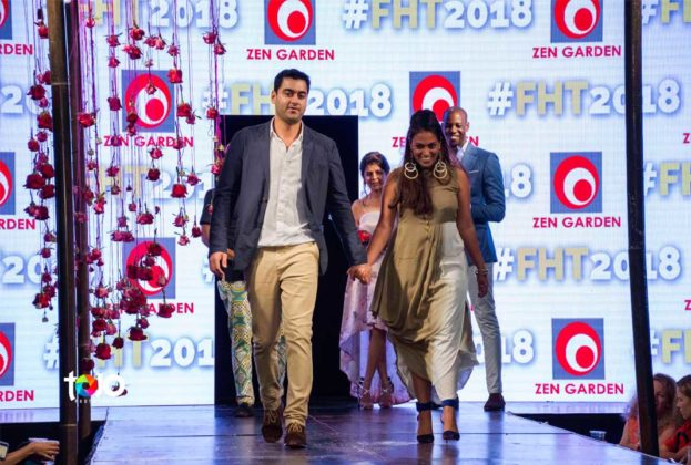 Fashion High Tea 2018: The Most Stylish Couple - Karan & Shyamolae Kalsi