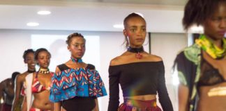 The African Fashion Fusion 2017 was happening at the Michael Joseph center in Westlands