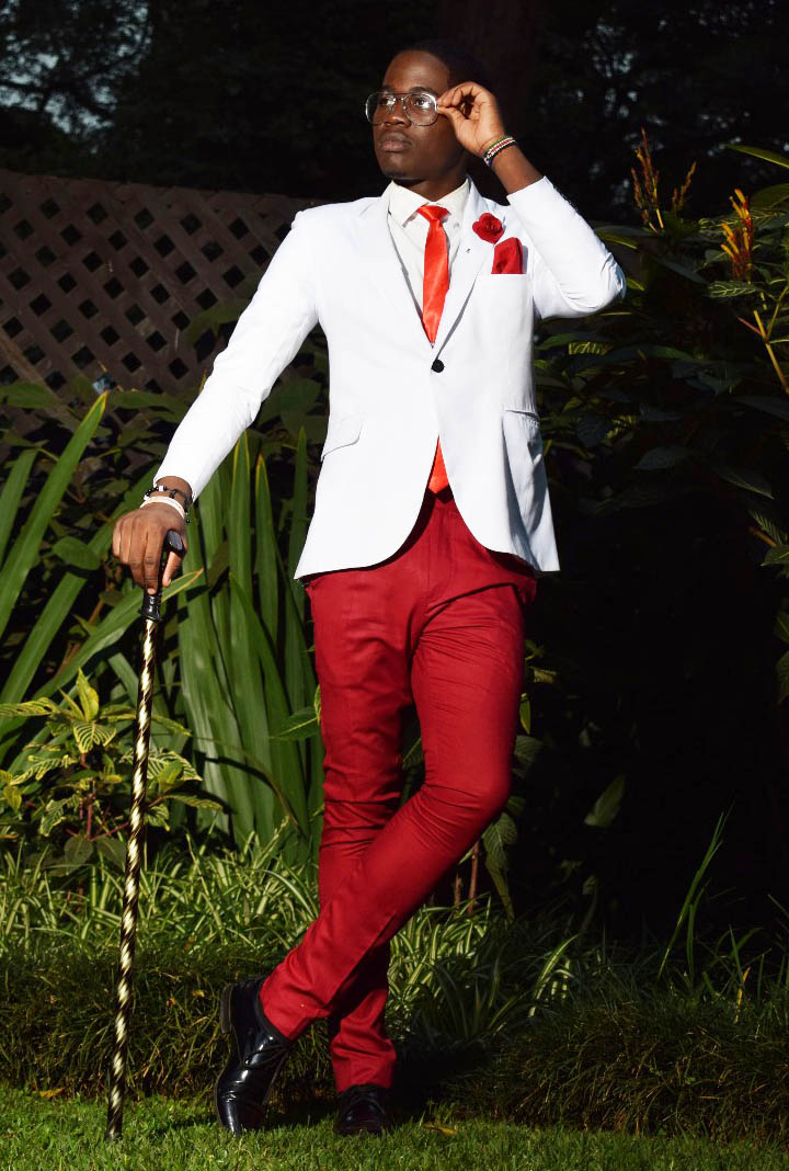 Living the Dream of a Kenyan Runway Model: Edward Karaba Dondo