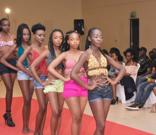 The African Fashion Fusion 2018