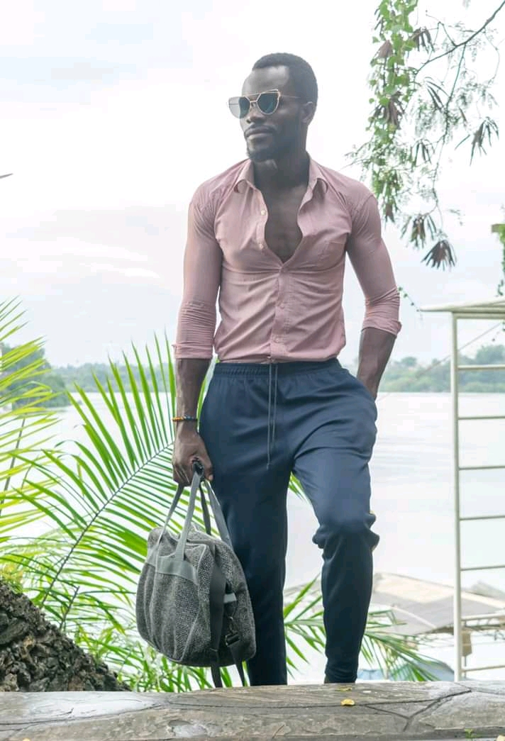 Model: Peter Owino OnyangoModel: Peter Owino Onyango