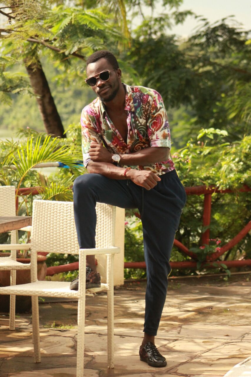 Peter Owino is a models trainer and is looking forward to leave a legacy in the Kenyan Fashion Industry