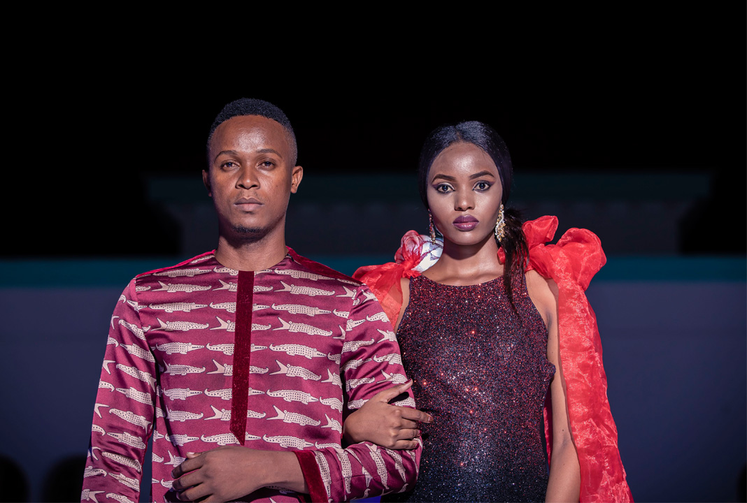 Many young people in Kenya and in Africa continue to be the force of change in society and especially in the fashion and modeling industry.