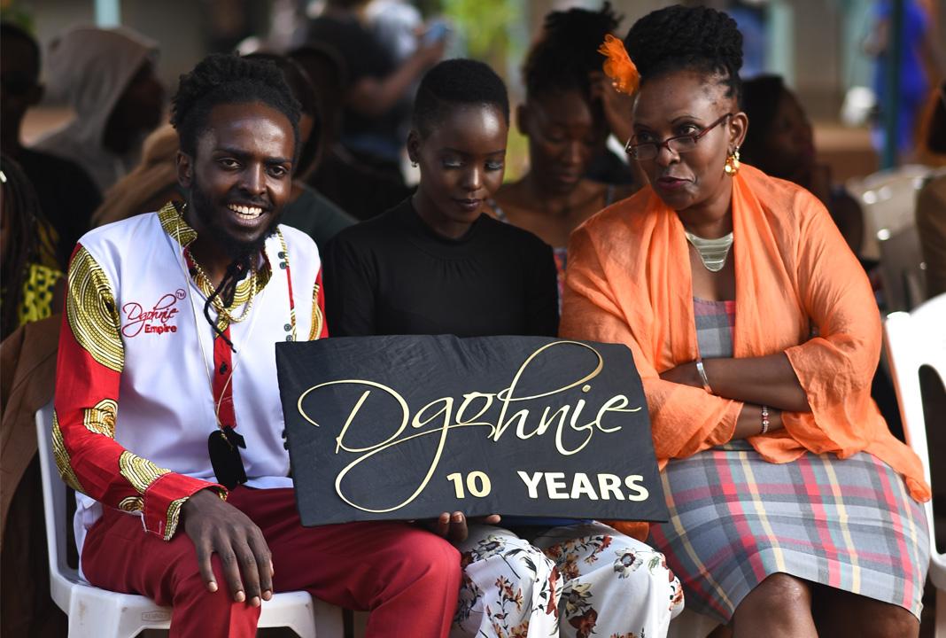 Simama na Mtoto: Dgohnie, Magline Jeruto & Madam Gladys Chania.