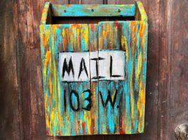 poem - snail mail