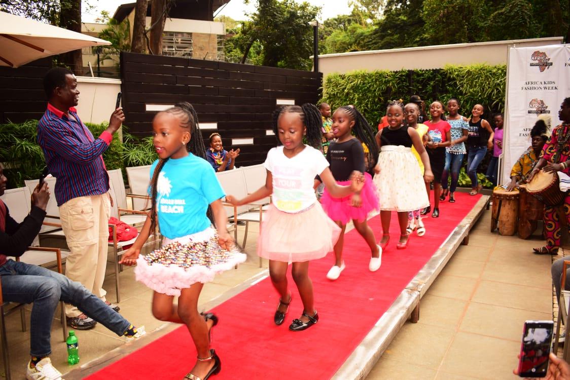 Africa Kids Fashion Week