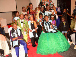 Africa Kids Fashion Week Nairobi