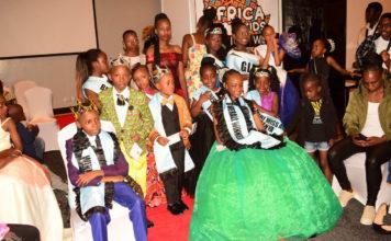 Africa Kids Fashion Week Nairobi