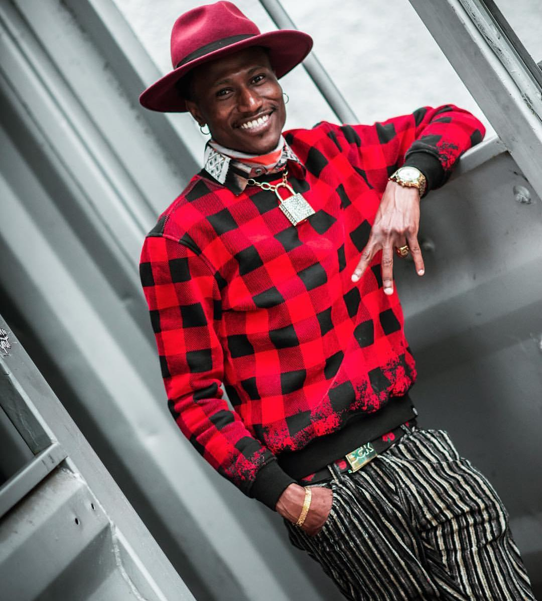 Kenyan international recording artist Octopizzo at a past event | IMAGE: Courtesy