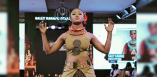 Sally Karago fashion collection