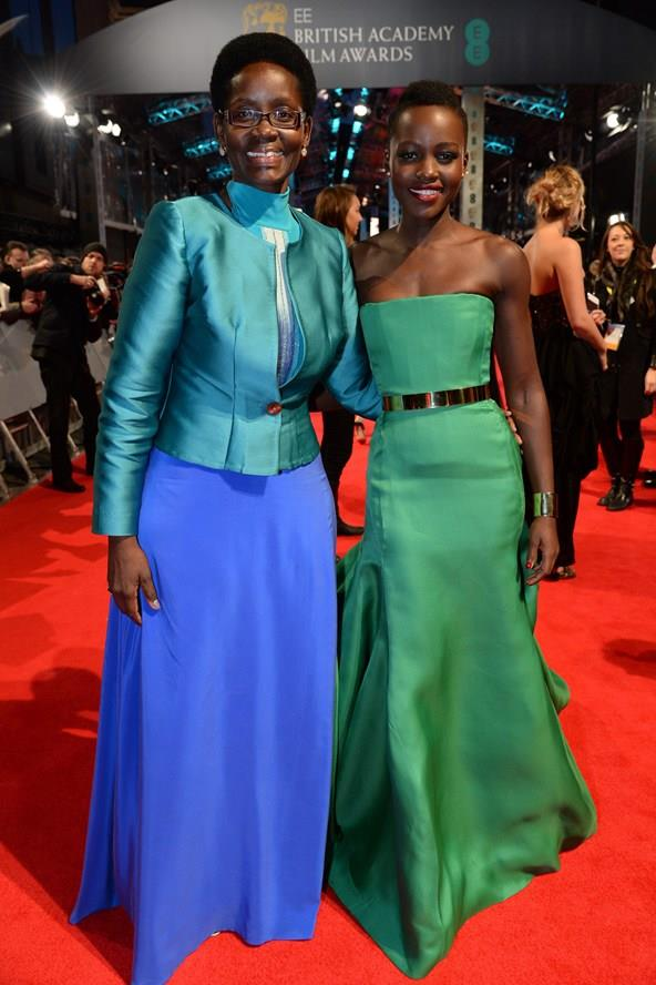 Ann Mccreath of Kikoromeo received major acclamation internationally when she dressed Lupita Nyong'os mother at the BAFTA Awards in 2014