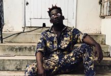 Nigeria singer Mr. Eazi has been spotted many times in Kikoromeo designs by Ann Mccreath