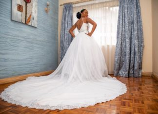 Wambui Mukenyi Bridal Collection