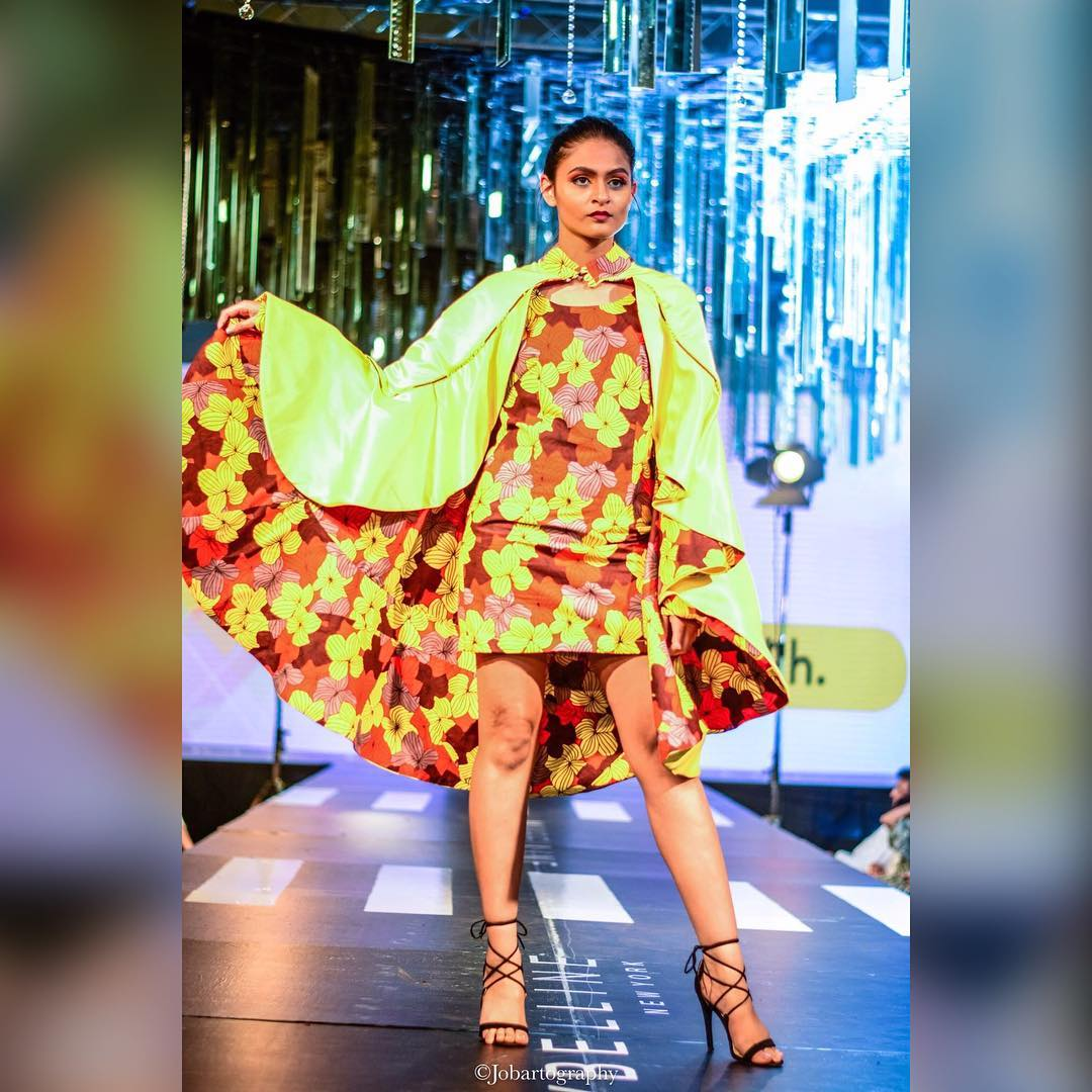 Afrostreet Kollektion designs have featured on many runway shows including the Fashion High Tea in 2019