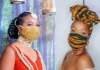 Fashion Forward Face Masks - Corona Virus Pandemic